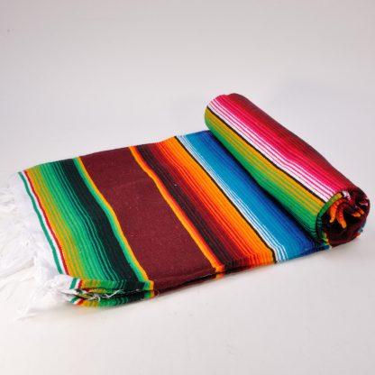 メキシカンサラペブランケット