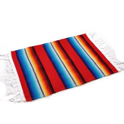 SERAPE PLACEMATS/サラペプレースマット[RED]