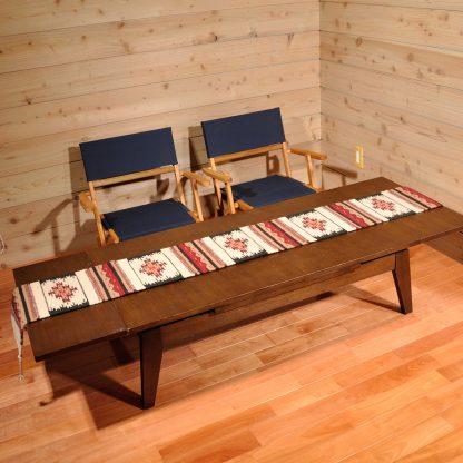 WOOL MAYA MODERN/ウールラグ素材テーブルランナー