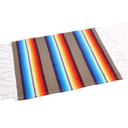 SERAPE PLACEMATS/サラペプレースマット[BROWN]