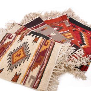 Wool Maya Modern/ウールラグ素材プレースマット
