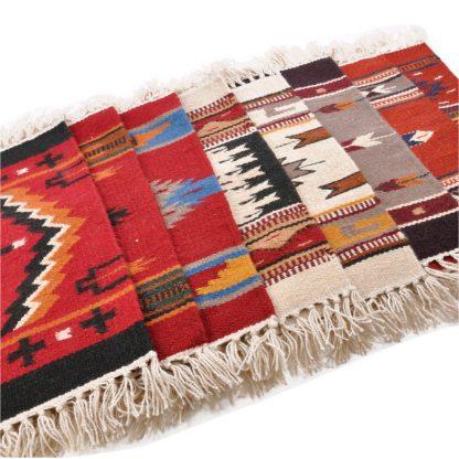 Wool Maya Modern 20X15/ウールラグ素材プレースマット