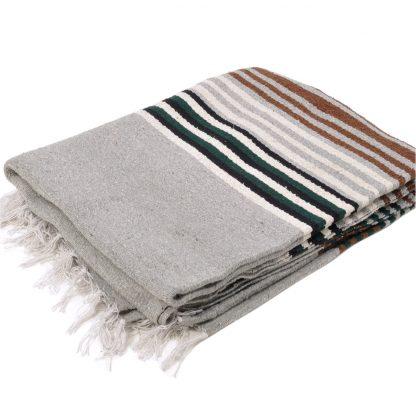Pueblo Blanket/プエブロブランケット[ASH.GRAY]