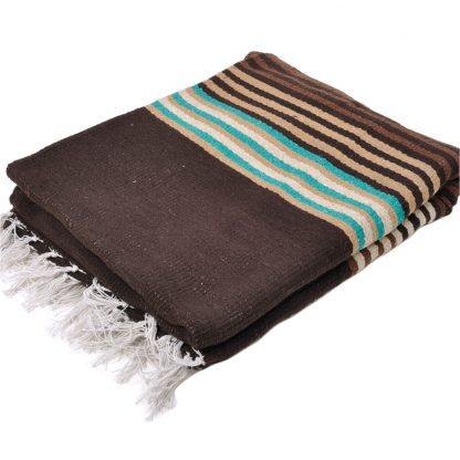 Pueblo Blanket/プエブロブランケット[CHOCOLATE]