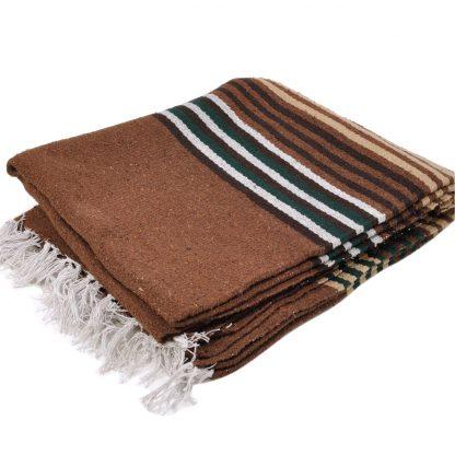 Pueblo Blanket/プエブロブランケット[MOCHA.BROWN]