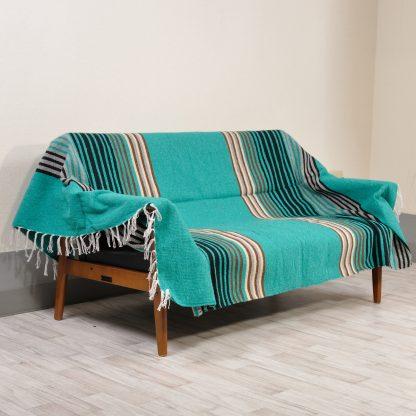 Pueblo Blanket/プエブロブランケット[TEAL]